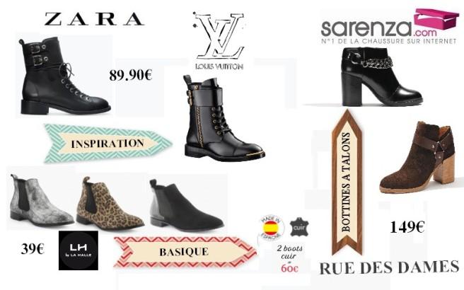 chaussures selection un amour de mode